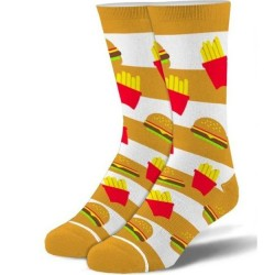 Boys 8 to 20 Cool Socks - Value Meal