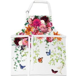 Michel Design Works Sweet Floral Melody - Apron