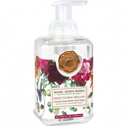 Michel Design Works Sweet Floral Melody - Foaming Soap