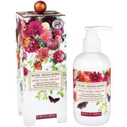 Michel Design Works Sweet Floral Melody - Hand & Body Lotion