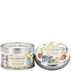 Michel Design Works Country Life - Travel Candle