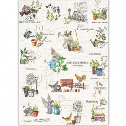 Michel Design Works Country Life - Kitchen Towel