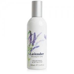 CRABTREE & EVELYN LAVENDER HOME FRAGRANCE SPRAY