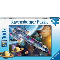 Ravensburger 100 pc Puzzle - Mission in Space