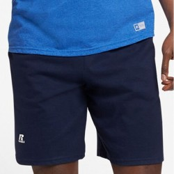 Russell Cotton Jersey Shorts - Navy